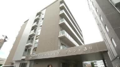 OA【2012】No3:特定施設(シルバーピア グランド通り)