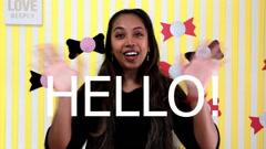 Meet Veshanka ~ALTベシャンカの自己紹介を聞いて質問に答えよう!~