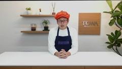健康レシピ♪「かえり煮干の小松菜和え」